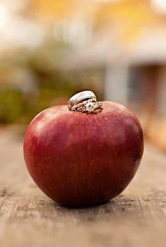 Les moineaux de la mariée: Inspiration : Une petite pomme !