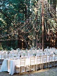Lend a bit of romance to your space with these 7 ways to get creative with string lights at your wedding.