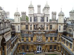 Burghley House. An Elizabethan fantasy palace made real.