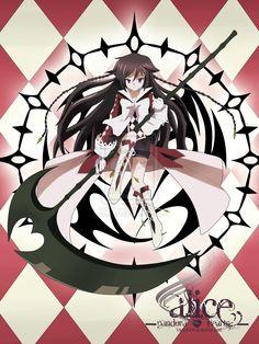 Pandora Hearts - Alice by ~Klyde1122 on deviantART