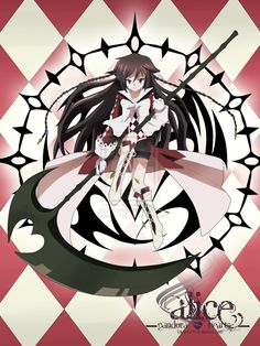 Pandora Hearts - Alice by ~Klyde1122 on deviantART
