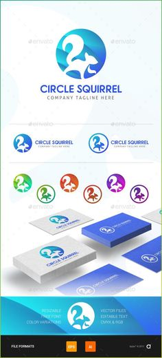 Buy Circle Squirrel Logo Template by dyqta on GraphicRiver. Circle Squirrel Logo Template Logo template suitable for entertainment, mobile apps, software, community or any other. Circle Logo Design, Circle Logos, Logo Design Template, Logo Templates, Circle Template, Graphic Design, Logo Branding, Branding Design, Brand Identity