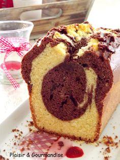 ❤ Le Fameux Marbré au Chocolat de Mamie ❤
