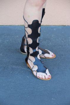 Zinnia Gladiator Sandals                                                                                                                                                                                 Más