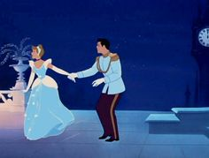 """Cinderella : """"You're comin' with me prince""""..LOL ;D"""