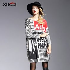 Print Women's Sweaters Fashion Pullover Clothing Like and share if you think it`s fantastic! Visit us