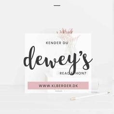 Kender du Dewey's Readathon?
