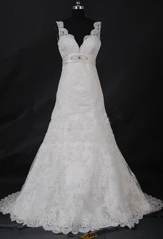 New White/Ivory A-line Wedding dress Bridal gown custom6-8-10-12-14-16-18+++++