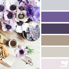 """today's inspiration image for { color serve } is by @clangart ... thank you, Chantal, for another incredible #SeedsColor image share!"""
