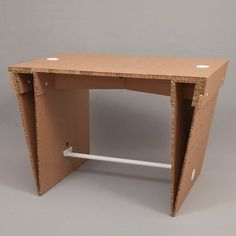 Cardboard Office Furniture  chairigami  Paper Home  Pinterest