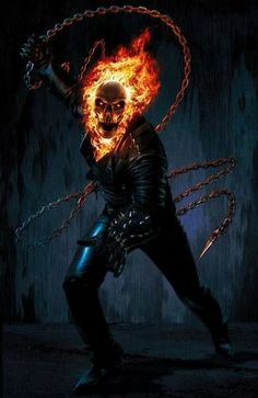 The Ghost Rider comic Comic Book Characters, Marvel Characters, Comic Character, Comic Books Art, Comic Art, Marvel Comics Art, Marvel Heroes, Anime Comics, Ghost Rider Johnny Blaze
