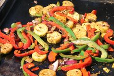 Pickled vegetables on a griddle - Pctr UP Grilled Vegetables, Veggies, Filet Migon, Bbq Marinade, Teppanyaki, Everyday Food, Food For Thought, Vegetable Recipes, Wok
