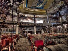 Abandoned theater - Imgur