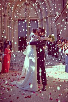 i want a pic like this at my wedding