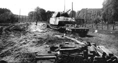 Captured by Soviets Maus superheavy tank