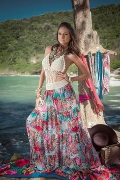 Coisas Bacanas: Consultora de estilo adianta as tendências da moda ciganinha