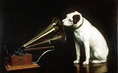 """""""His Master's Voice""""  RCA Victor"""