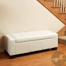storage indoor bench