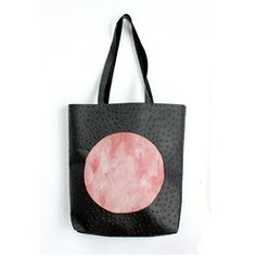 ANN-YA / rose moon leather pouch http://annya.goodsie.com