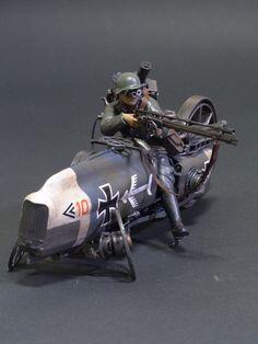 Custom Scifi Bike