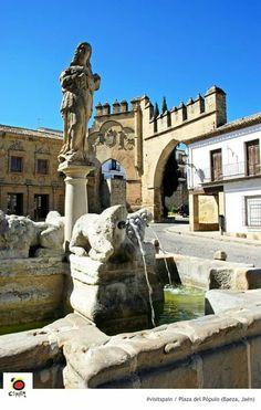 Baeza. Jaen. Andalucia. Patrimonio Unesco.