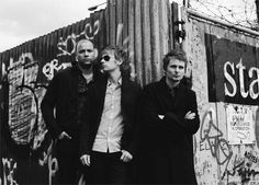 Muse 12 Things You Never Knew About... Muse Clash turns 'Stalker' ADMIN / FEATURES / 14 · 09 · 2009