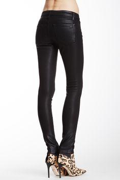 Skinny Coated Jean
