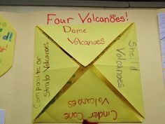 Foldables and links to freebies.