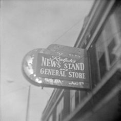Captured with a Brownie Hawkeye with flipped lens, respooled Kodak Tri-X developed in Diafine South Bend Indiana, West Monroe, Photo Journal, My Town, Historical Photos, Back Home, Michigan, Nostalgia, The Past