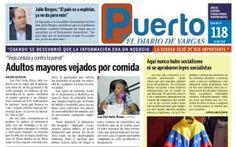 Puerto el Diario de Vargas ,  Nº. 118