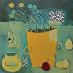 Marie-Josée Latouche - Bouquet minimaliste