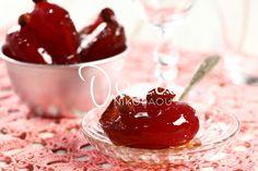 ΝΤΟΜΑΤΑΚΙ, ΓΛΥΚΟ ΤΟΥ ΚΟΥΤΑΛΙΟΥ Greek Desserts, Panna Cotta, Dessert Recipes, Pudding, Herbs, Sweets, Ethnic Recipes, Food, Drinks