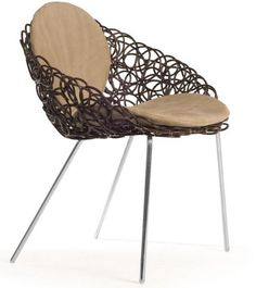 The Noodle Armchair By Kenneth Cobonpue
