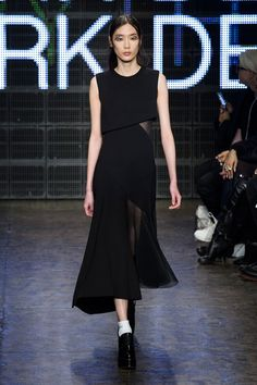 DKNY Fall 2015 Ready-to-Wear Collection  - ELLE.com
