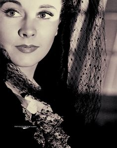 """""""Sometimes I dread the truth of the lines I say. But the dread must never show."""" Vivien Leigh"""