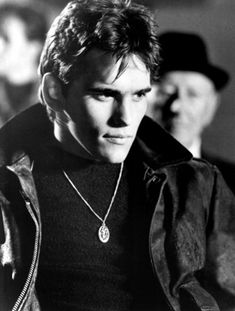 Matt Dillon in The Outsiders, one of my favourite films EVER!