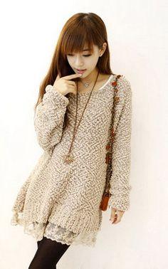 Vestido de Lã