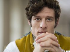 James Norton Gets His Twitter Fans Swooning As Smouldering Prince Andrei In BBC Epic War And Peace