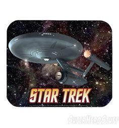 11.99 Star Trek Enterprise Mousepad