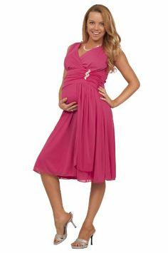 Maternity Gathered Pregnant V Neck Rhinestone Sheer Layer Bridesmaid Party Dress Hot from Hollywood,http://www.amazon.com/dp/B00K1HQY0W/ref=cm_sw_r_pi_dp_s-PEtb05XT8Q2GX6