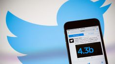 Twitter Tumbles as Pace of Revenue Growth Slows to 1 Percent
