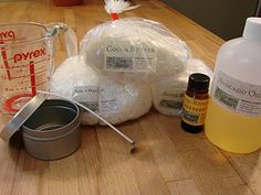 lotion candle recipe