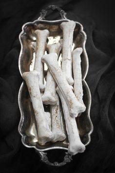 Dusty Bones Sugar Cookies from Sprinkle Bakes