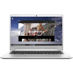 "Lenovo - 710S Plus-13IKB 13.3"" Laptop - Intel Core i7 - 8GB Memory - Nvidia GeForce 940MX - 512GB Solid State Drive - Platinum silver"
