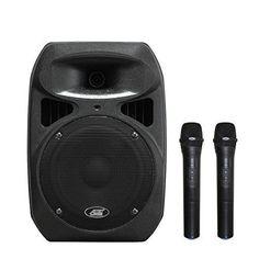 "Audio 2000s AWP6406 8"" Speaker Dual Channel Wireless Micr... https://www.amazon.com/dp/B0197320C6/ref=cm_sw_r_pi_dp_CfeFxbEZ0Y7XP"