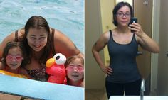 Nearing 300 Pounds, Gina DiGregorio Knew It Was Time For A Change. Now, She's 137 Pounds Lighter