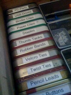 Another use for altoid tins