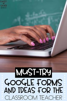 Need an efficient, interactive way to teach, grade, and plan? Google Forms is an amazing digital platform that is compatible with Google classroom and offers a FREE way to do it all! Learn more about why I LOVE Google forms and how it gives me an engaging, effective way to do all the things.
