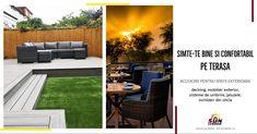Tu ce fel de obiecte iti depozitezi pe terasa? Poate ar fi momentul sa folosesti terasa ca spatiu de relaxare, mai degraba. Tu pui intrebarile, noi venim cu solutiile! ;-) 🌐 www.pergole-retractabile.ro/accesorii 📞 0774 444 888 📧 vanzari@sunleader.ro #terrace #furniture #mobilierterasa #mobilaexterior #accesoriiterase #spatiirelaxare #amenajariterase #mobila #sunleader #decking #deckterase #outdoorspace