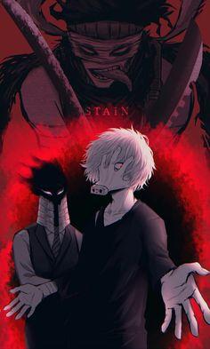 Boku no Hero Academia    Villains / #mha
